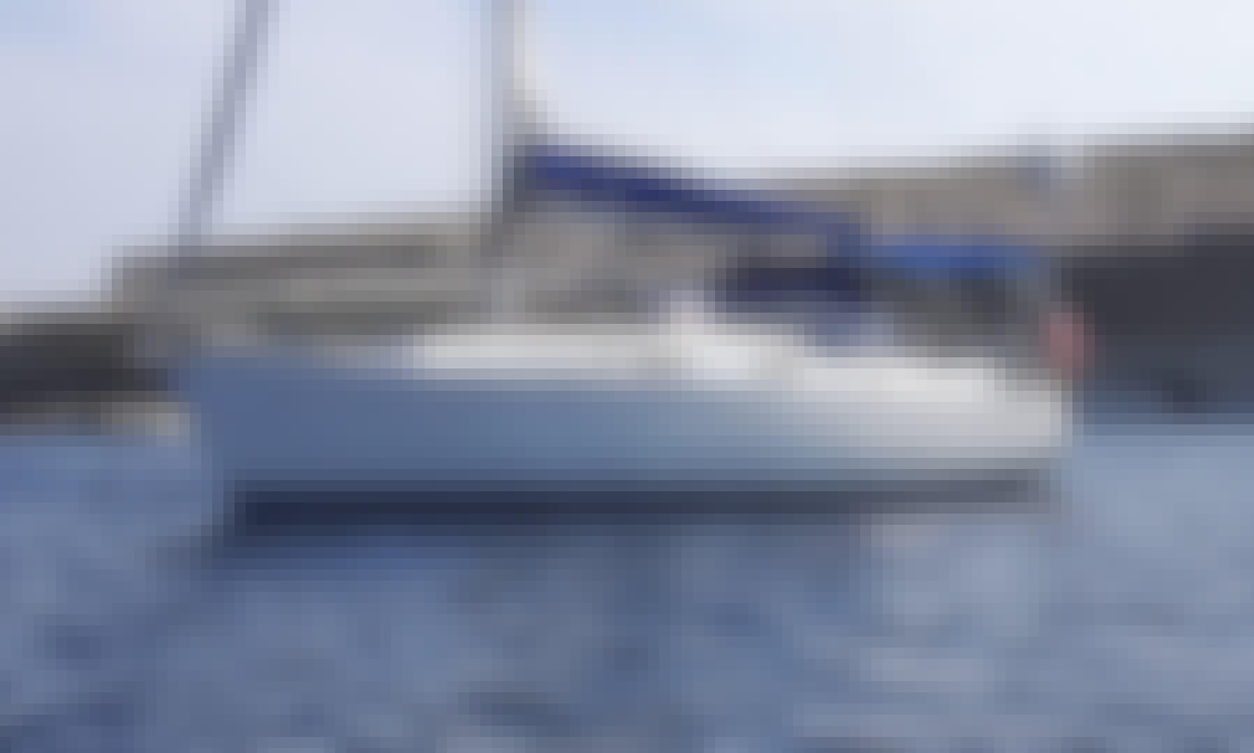 Bareboat sailing yacht rental in Marina di Valletta, Malta