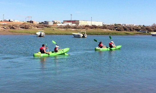 Enjoy Kayak Rentals In Tavira, Portugal