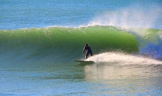 Surf Lessons for 2 Hours in Albufeira, Portugal