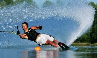 Enjoy Water Skiing in Protaras, Cyprus