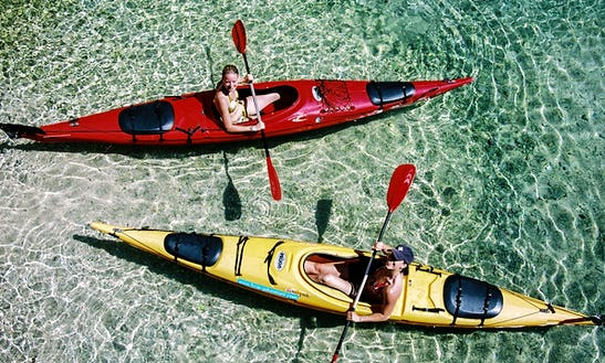 Paddle Of Joy - Enjoy Half And Full Day Guided Kayak Tours In Hvar, Croatia
