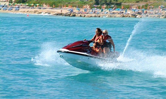 Rent A Jet Ski In Paphos, Cyprus