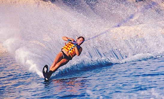 Enjoy Water Skiing In Paphos, Cyprus