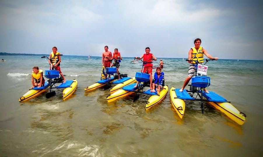 Hydrobikes Tour and Rental in Port Elgin, Ontario