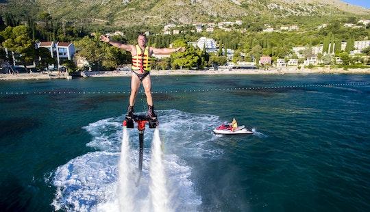 Flyboard In Dubrovnik