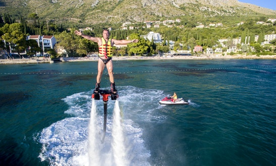 Flyboard In Dubrovnik