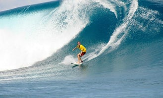 Surfing Tours In Moorea, French Polynesia