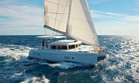 42' Cruising Catamaran
