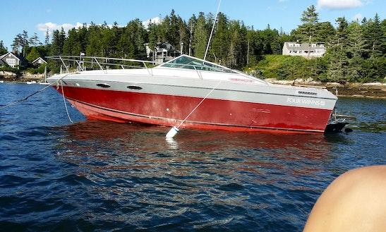 24' Bowrider Charter In Friendship, Maine