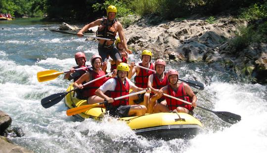 Enjoy Rafting Trips In Bidarray, France