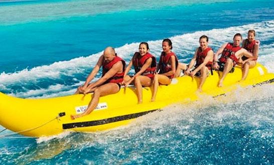 Il-mellieħa Best Banana Boat Rides!