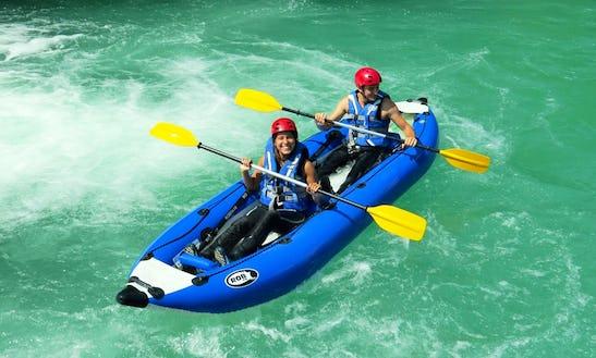 Enjoy Kayaking In Zagreb, Croatia