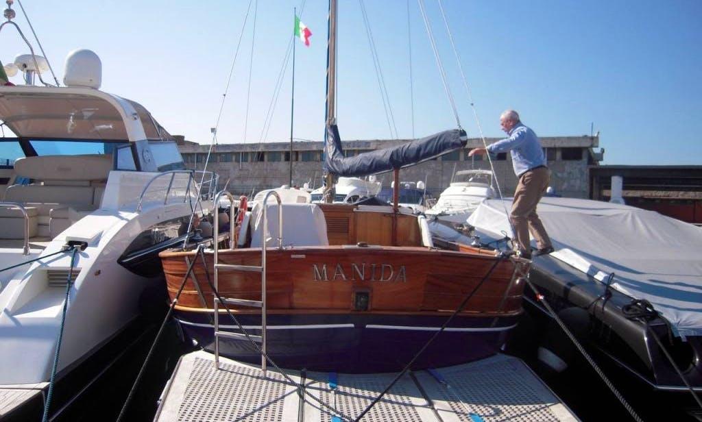 Charter Manida Cruising Monohull in Forio, Italy
