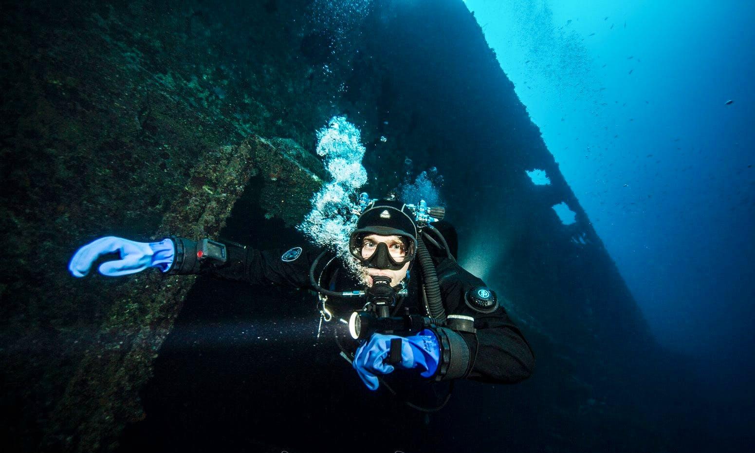 Enjoy Diving in Komiža, Vis Island