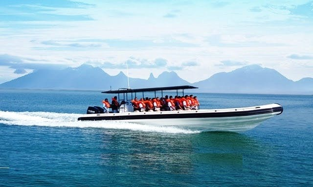 Charter Lancia Sorentina Rigid Inflatable Boat in Forio, Italy