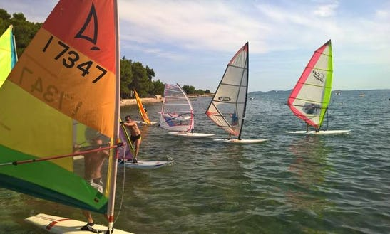 Enjoy Windsurfing In Zagreb, Croatia