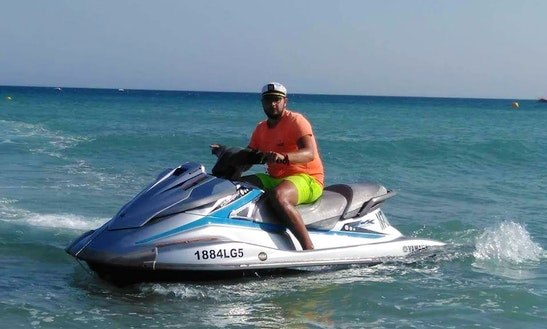 Rent A Yamaha Jet Ski In Faro, Portugal