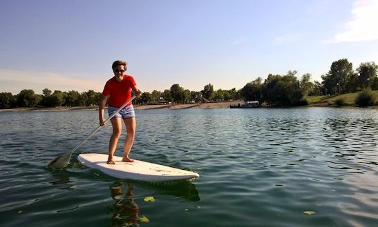Rent A Stand Up Paddleboard In Zagreb, Croatia