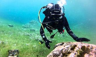 Scuba Diving in Knittelfeld, Austria