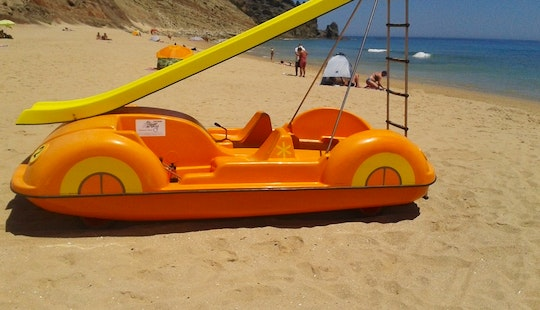 Rent A Paddle Boat In Faro, Portugal