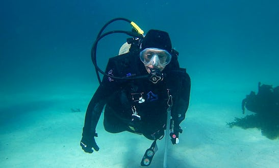 Scuba Diving Trip With Mikhail In Cape Town, South Africa