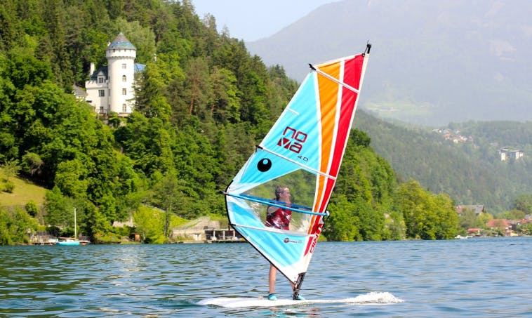 Enjoy Windsurfing in Millstatt, Austria