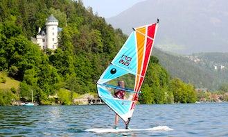 Enjoy Windsurfing in Millstatt, Austria
