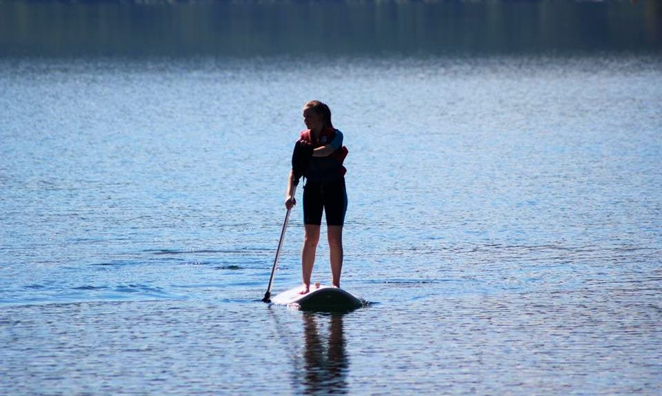 Enjoy Stand Up Paddleboard in Millstatt, Austria