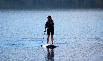 Enjoy Stand Up Paddleboard in Millstatt, Austria