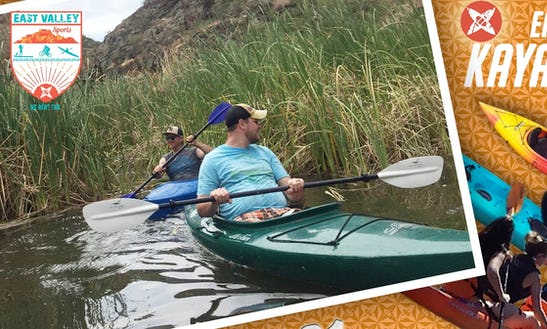 Paddle The Day Away In Mesa, Arizona