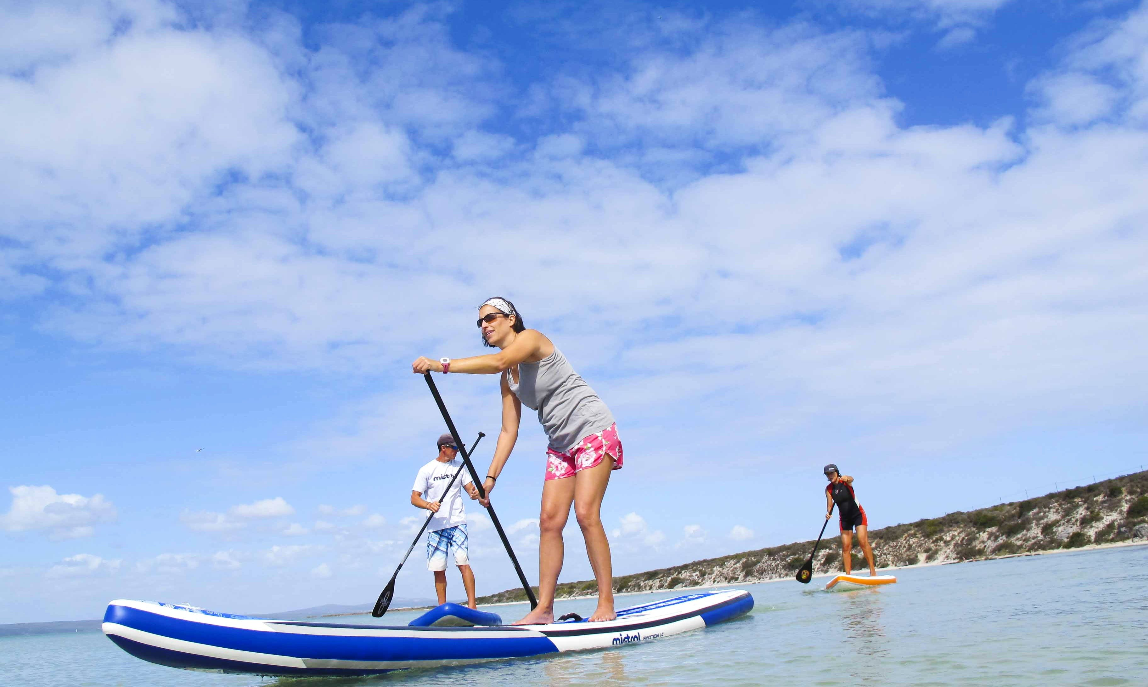 Enjoy Stand Up Paddleboard Rentals in Cape Town, South Africa