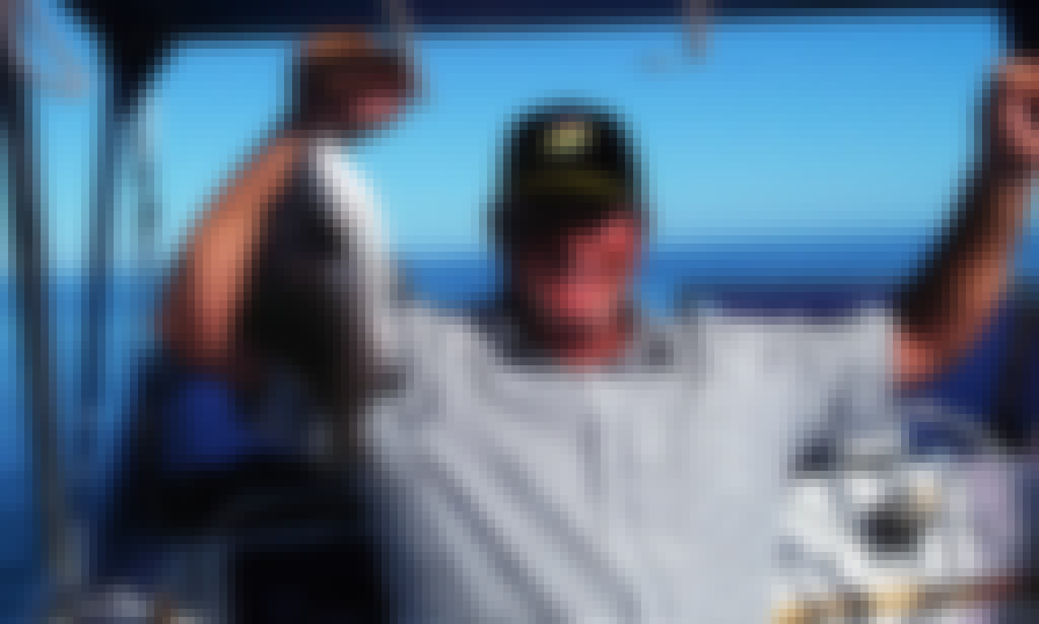 Enjoy Fishing in Velddrif, Western Cape on a Cuddy Cabin