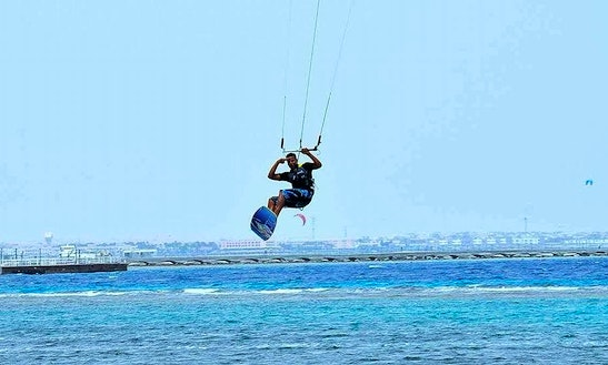 Enjoy Kiteboarding Rentals And Lessons In Red Sea Governorate, Egypt