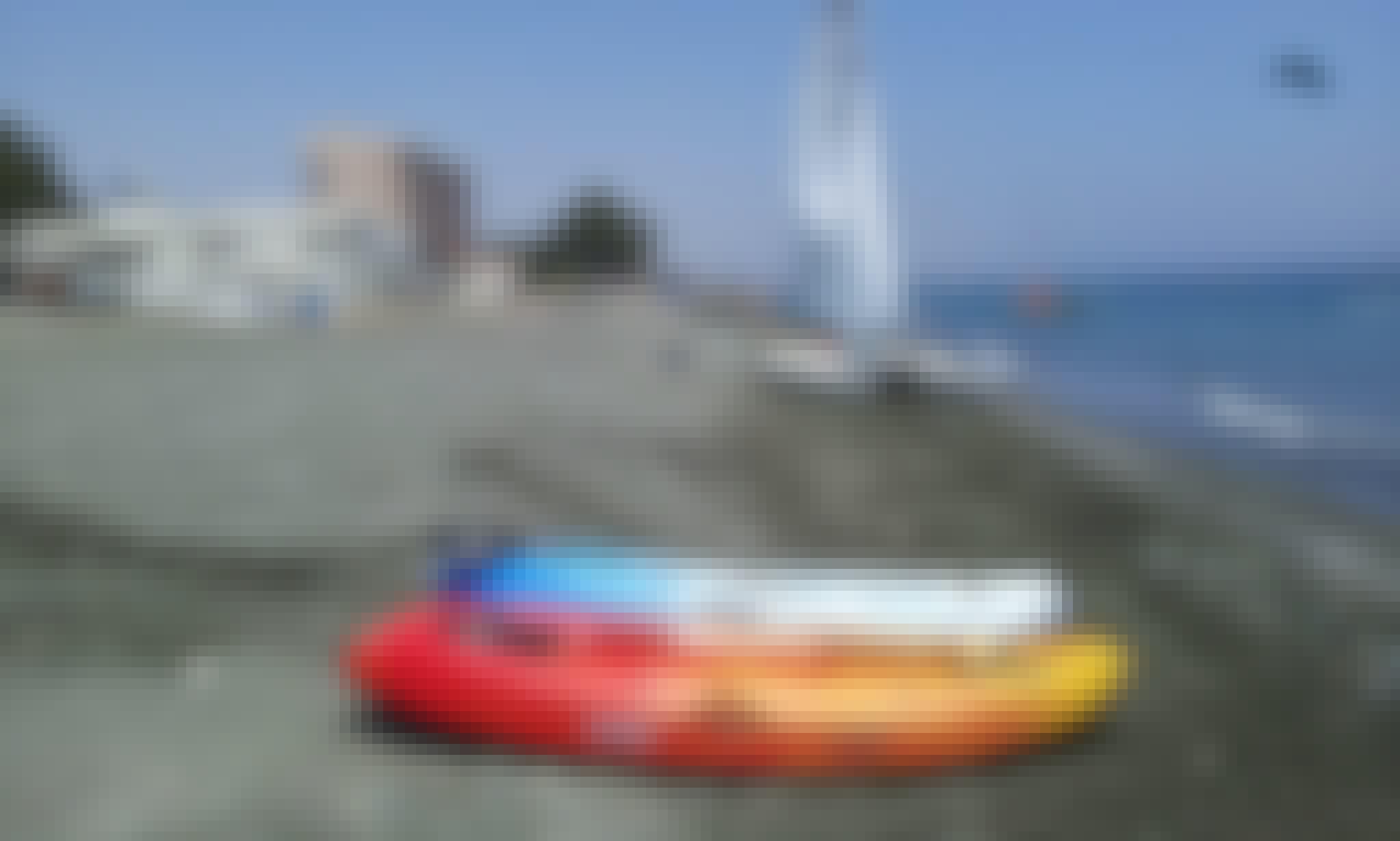 Enjoy Double Kayak Trips in Mesa Geitonia, Limassol