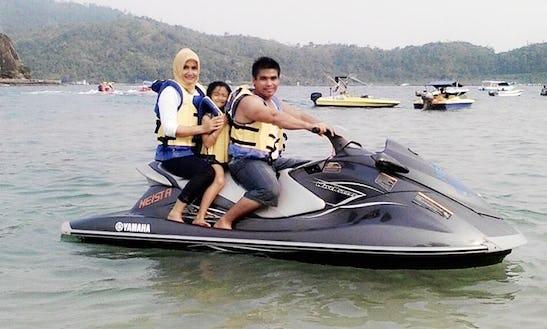 Three-seater Jet Ski Rental In Sumatera Barat, Indonesia