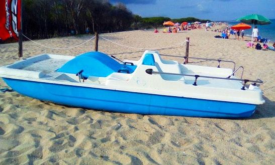 Rent A Paddle Boat In Orosei, Sardegna