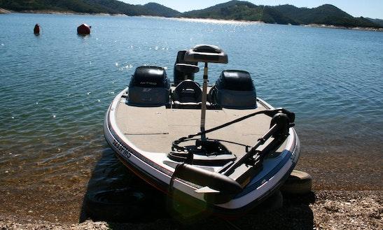 Enjoy Fishing In Vila Nova De Milfontes, Portugal On Dinghy
