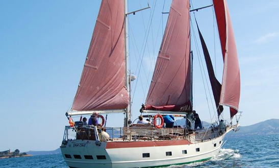 Sailing Charter On 60ft