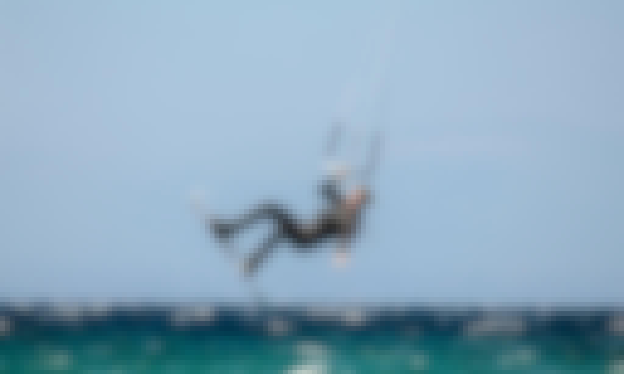 Enjoy Kiteboarding Lessons in Genova, Liguria