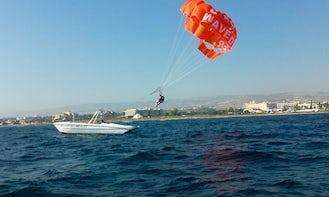 Enjoy Double Parasailing in Yeroskipou, Cyprus