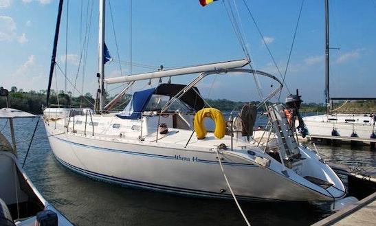 Charter 44' Cruising Monohull In Constanța, Romania