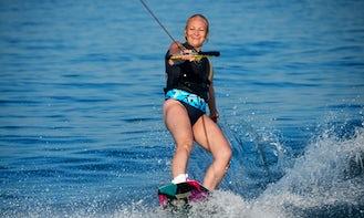 Enjoy Wakeboarding in Yeroskipou, Cyprus