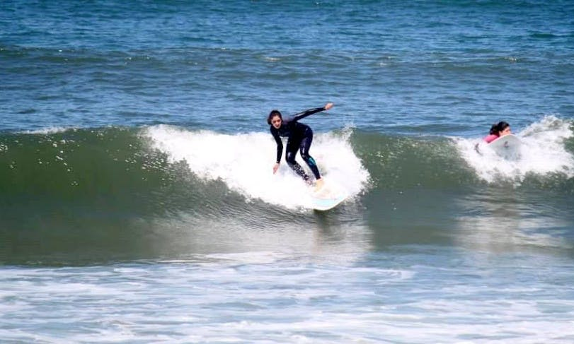 Enjoy Surfing Lessons in Vila Nova de Gaia, Portugal