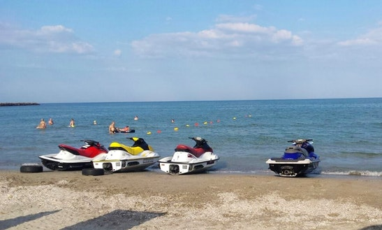 Rent A Jet Ski In Mangalia, Romania