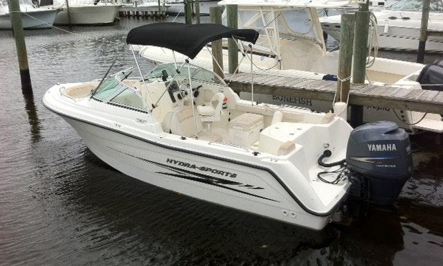 hydra i houseboat