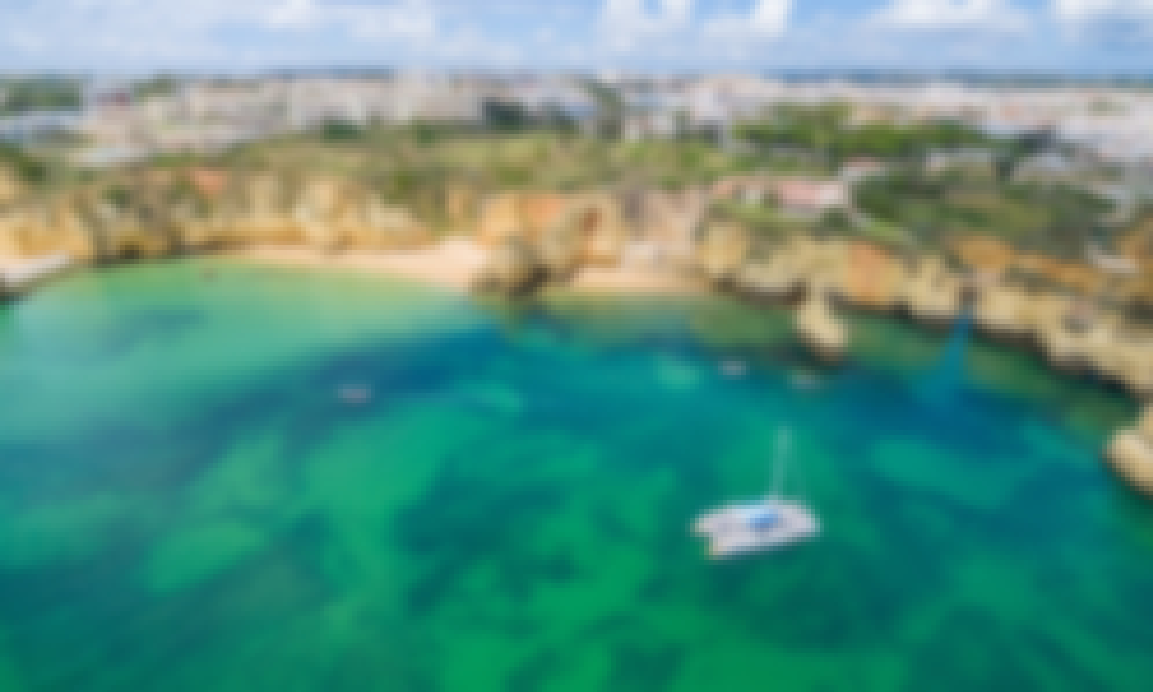 Enjoy Lagos, Portugal On 60' Cruising Catamaran