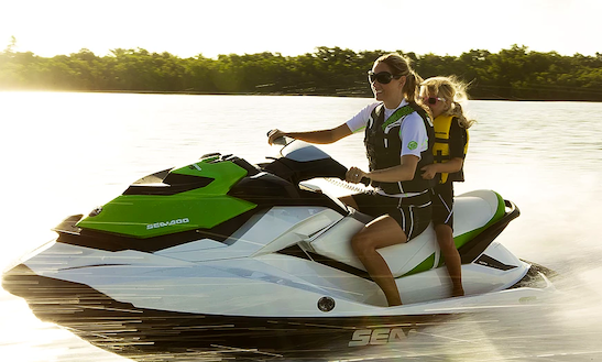 Rent A Seadoo Jet Ski In Funtana, Croatia