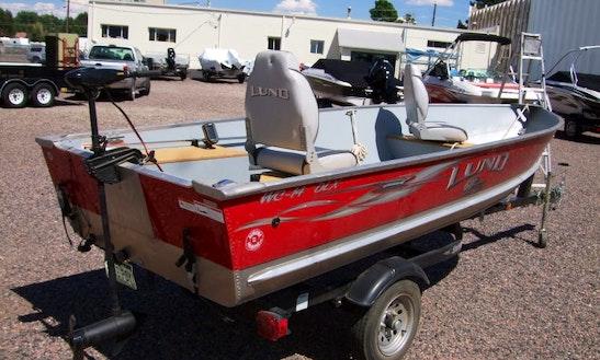 Sport Fisherman Boat Rental In Aurora