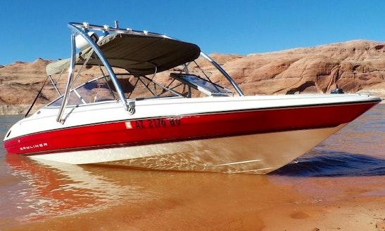Enjoy Lake Powell In This 20.5'  Bayliner Capri