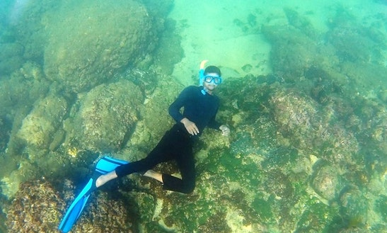 Learn To Scuba Dive In Karachi, Pakistan